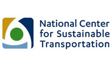 National Center for Sustainable Transportation logo